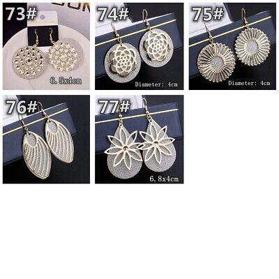 HOT Women Lady Hook Dangle Drop Fashion Earrings Ear Stud Wedding Jewelry Gift 10