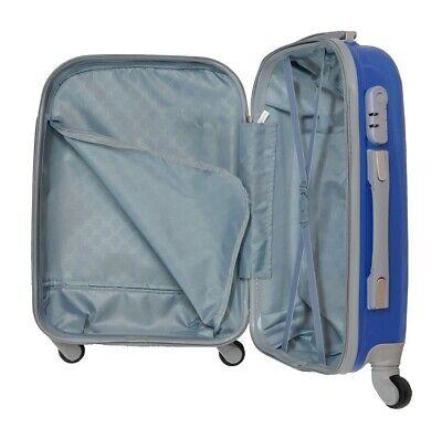 Juego de 3 maletas rigidas lisas de 4 ruedas giratoria 360 maleta equipaje viaje 12