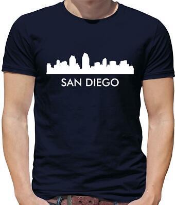 Strange Cargo Men/'s City of Chicago Skyline T-shirt I10D