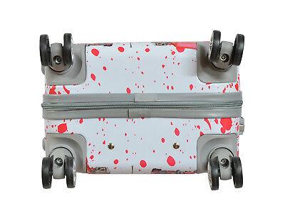 Maleta pequeña de cabina rígida de 4 ruedas fantasia varios equipaje mano viaje 4