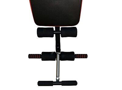 Banco de musculacion/entrenamiento plegable y ajustable marca Pro10 6