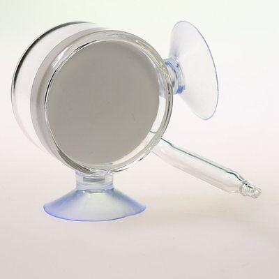 60gal CO2 Diffuseur en verre 5cm Diamètre - Aquarium Solenoid réglable Plantée 2