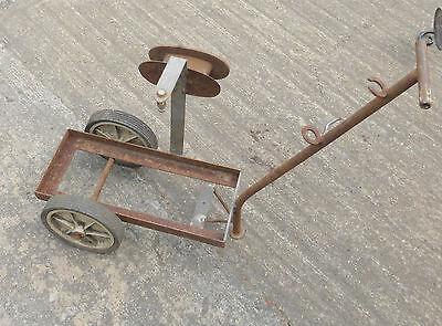 alter Waagen Wagen Handwagen Bastler antik Blitz Schlauchwagen ?? 11