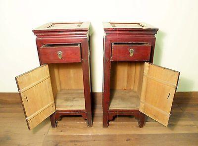 Antique Chinese Tea Tables (5714) (Pair), Circa 1800-1849 2