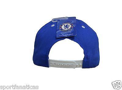 8a441067f5e ... Chelsea Fc Snapback Adjustable Cap Hat soccer - blue - white - new  season 2
