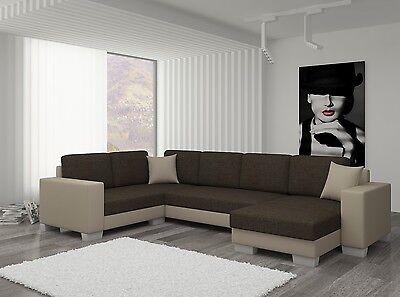 Couch Couchgarnitur Sofa Polsterecke Mc Wohnlandschaft