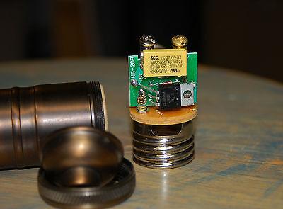 Solid Brass Dimmable Light Socket, Vintage Industrial Lamps, Full Range Dimmer 6