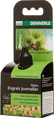 Dennerle Nano Daily Fertilizer Concentrate Aquarium Plant Fertiliser  15ml 3000L 2