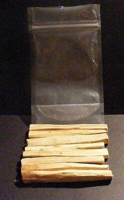 Palo Santo Sacred Wood🌕 Organic Incense Sticks X 8 +1 Free = 9 + Pouch+ Charm 6
