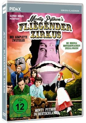 Monty Python's Fliegender Zirkus * DVD Alfred Biolek präsentiert * Pidax Serien 6