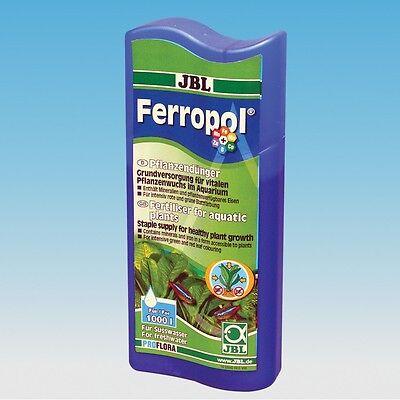 JBL Ferropol flüssiger Volldünger 250 ml für 1000 L in pflanzenverfügbarer Form 3