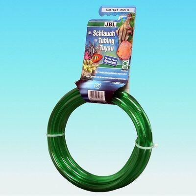 JBL Aquaschlauch GRÜN (Luft) 4/6mm (2,5m) grün-transparent, flexibel Schlauch 3