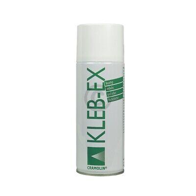 [32,02 €/l] Spray Etikettenlöser Cramolin Kleb-Ex 400ml, Ersatz=811975 200ml 2