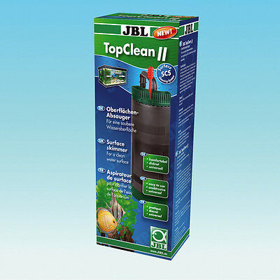 JBL TopClean II  Oberflächenabsauger für Aquarien für 60-600 l und Ersatzteile 2