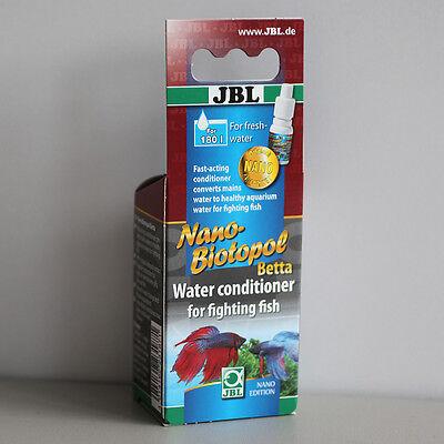JBL Nano-Biotopol Betta  Wasseraufbereiter für Kampffische 3