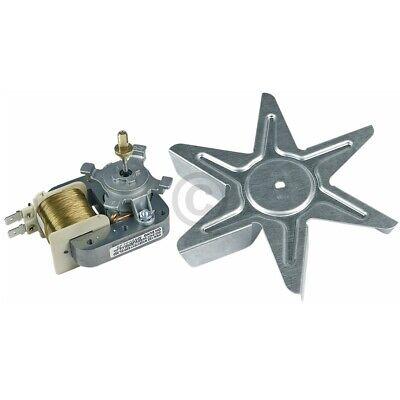 Heißluftventilator Whirlpool 481010781691 mit Flügel für Backofen Herd 2