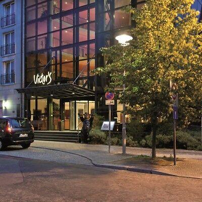 Berlin - LUXUS Kurzurlaub im TOP 4* Victor's Residenz-Hotel in der Juniorsuite 4