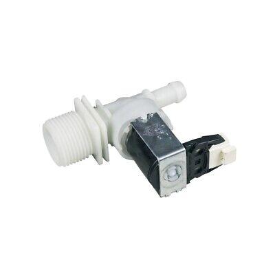 Magnetventil wie Whirlpool 480140102032 1-fach 180° 11,0mmØ für Geschirrspüler 3