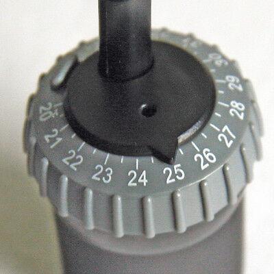 JBL Pro Temp S 100 100 W Sicherheits-Regelheizer mit Schutzkorb 27,5 cm Heizstab 3