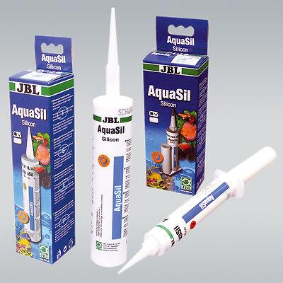 JBL AquaSil schwarz Silicon für Aquarien und Terrarien (310 ml) 3