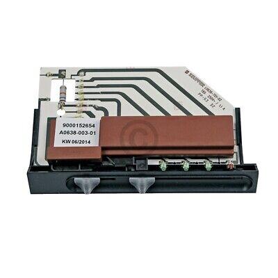Schiebeschaltertafel Bosch 00498638 für Dunstabzugshaube 2