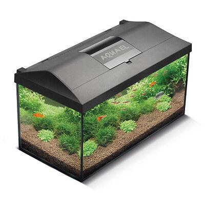 AQUAEL Aquarium komplett Set LEDDY 60 inkl. LED Beleuchtung, Filter, Heizer
