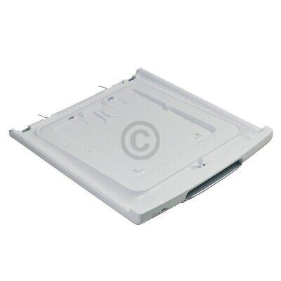 Gerätedeckel Bauknecht 481010539922 Abdeckplatte oben für Waschmaschine Toplader 4