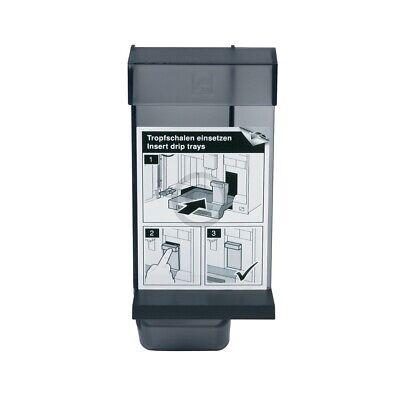 Kaffeesatzbehälter BOSCH 12006144 Tresterbehälter transparentgrau für Kaffeemasc 2