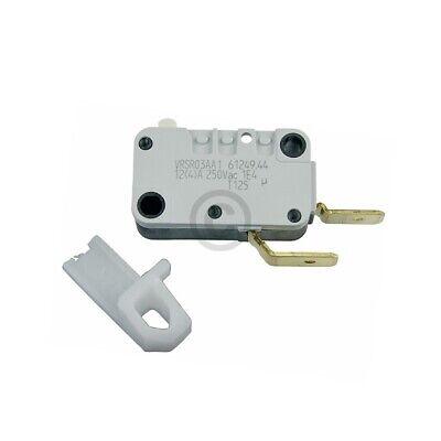Mikroschalter Bauknecht 481927138069 mit Schalthebel für Dunstabzugshaube 3