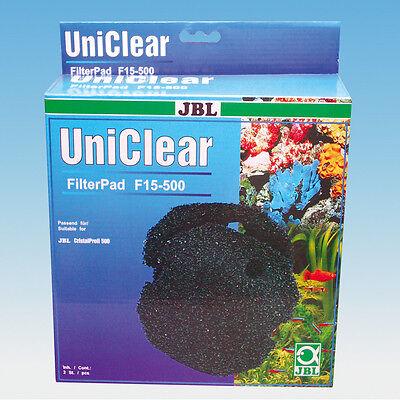 JBL FilterPad Außenfilter JBL Cristal Profi 500 Wattevlies Schaumstoff Filter 3