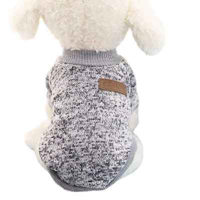 Clothes for Pet SWEATER Chihuahua Yorkie Small Dog Coat Jacket Fleece Soft Warm 11