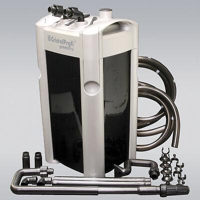 JBL CristalProfi e1501 greenline Energiesparender Filter 20 Watt gratis Zugabe 2
