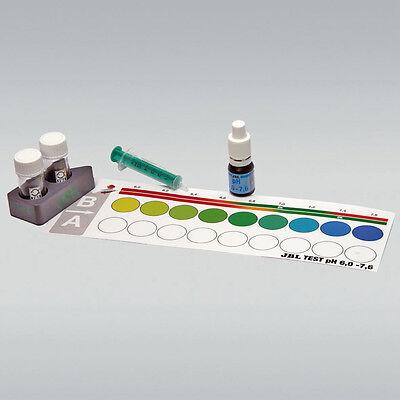 JBL pH 6,0-7,6 Testet den Säuregehalt in sauren bis leicht alkalischem Wasser