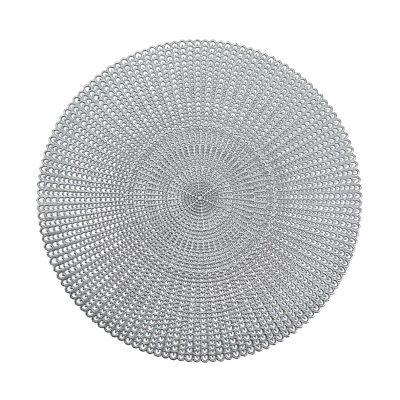 Motiv /'Nektarinenholz/' Platzsets abwaschbar Platzdeckchen 4x Tischsets