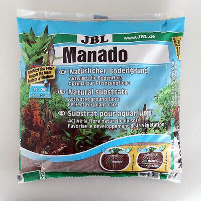 JBL Manado 3 l für 25 l Naturbodengrund der filtert und Pflanzenwuchs fördert 2