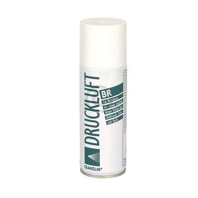 [36,32 €/l] Spray Cramolin Druckluft DusterBR 400ml 2