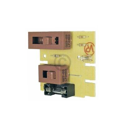 Schiebeschaltertafel NEFF 00155036 Elektronik für Dunstabzugshaube 2