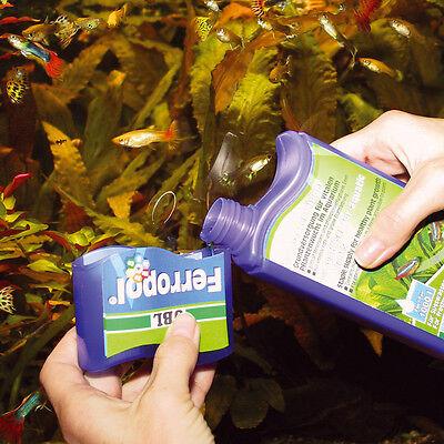 JBL Ferropol flüssiger Volldünger 250 ml für 1000 L in pflanzenverfügbarer Form