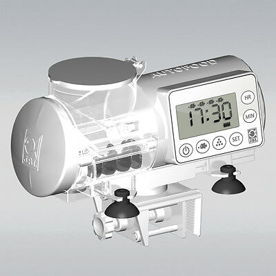 JBL AutoFood WHITE  Futterautomat für Aquarienfische 2