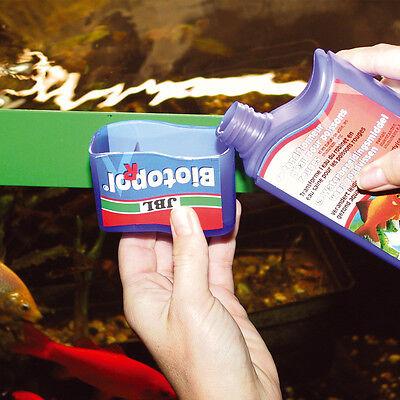 JBL Biotopol R Wasseraufbereiter für Goldfische 100 ml Aufbereiter Neutralisiert 2