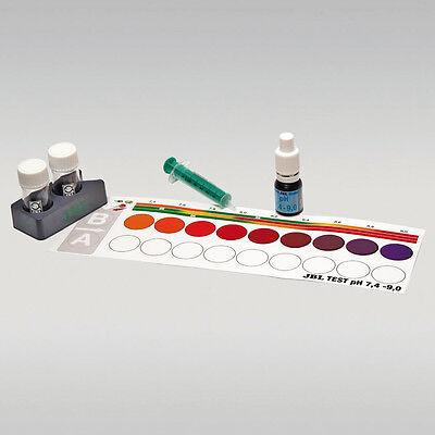 JBL pH 7,4-9,0 Test Bestimmt den Säuregehalt in alkalischem Wasser Wassertest 2