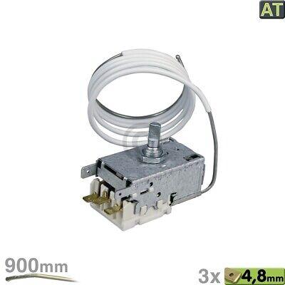 Thermostat K57-L5537 Ranco 900mm Kapillarrohr 3x4,8mm AMP 3