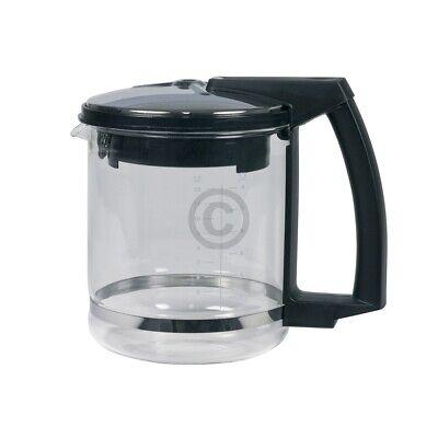 Glaskanne KRUPS F0464210F mit Filter und Deckel für Filterkaffeemaschine Druckbr 5