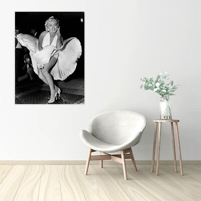 quadro marilyn monroe Stampa su tela Canvas effetto dipinto
