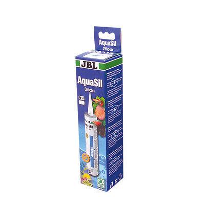 JBL AquaSil schwarz Silicon für Aquarien und Terrarien (310 ml) 2