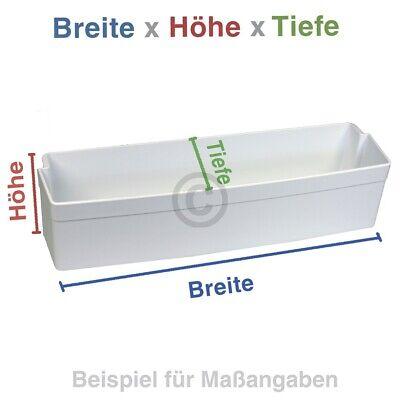 Abstellfach NEFF 00747863 Flaschenabsteller 420x100mm für Kühlschranktüre 4
