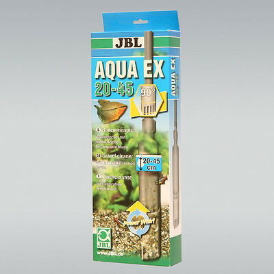 JBL AquaEx Set 20-45 Bodenreiniger (Mulmglocke) für 20-45 cm Wasserstand 2