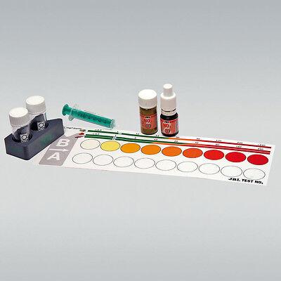 JBL NO₃ Nitrat Test-Set Nitrat-Test für Süß und Salzwasser Wassertest 2