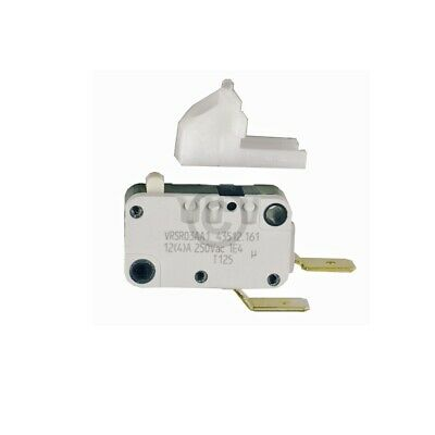 Mikroschalter Bauknecht 481927138069 mit Schalthebel für Dunstabzugshaube 2