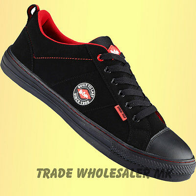 """Lee Cooper"" Steel Toe Cap Plimsoll Style Safety shoes. Trainers Shoes Boots"